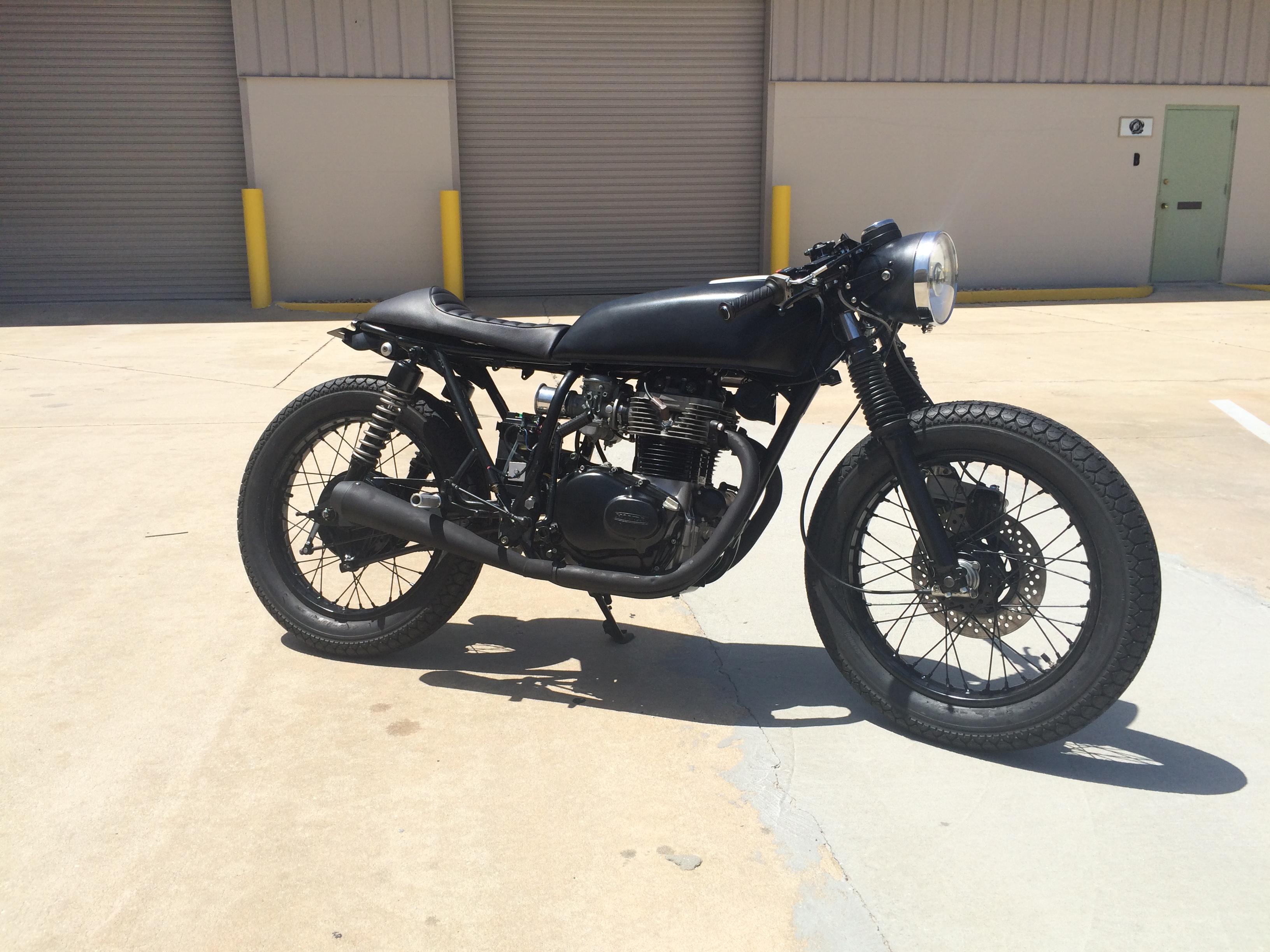 75 Honda CB360