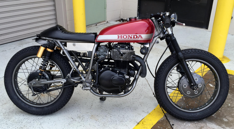 75 Honda Cl360 Scamp